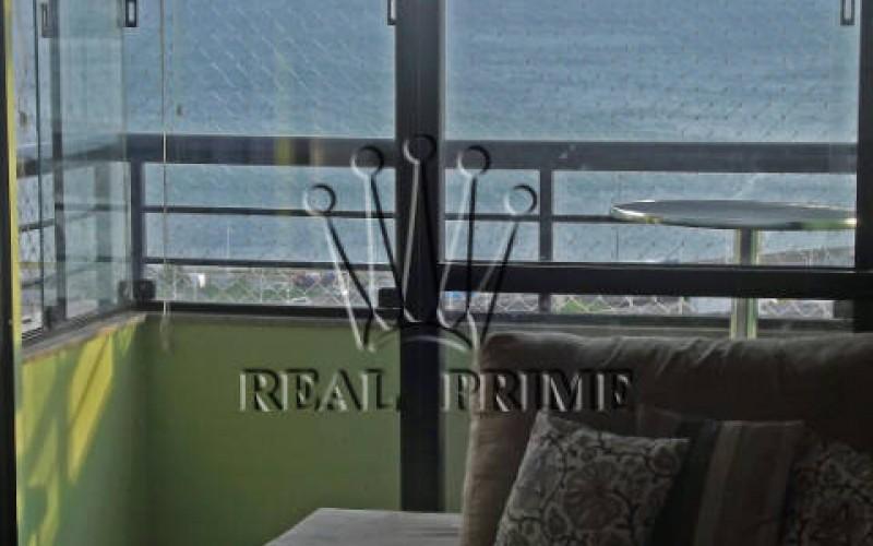 Apartamento 3 DM no Centro com Vista Para o Mar - Florianópolis. - Foto 2