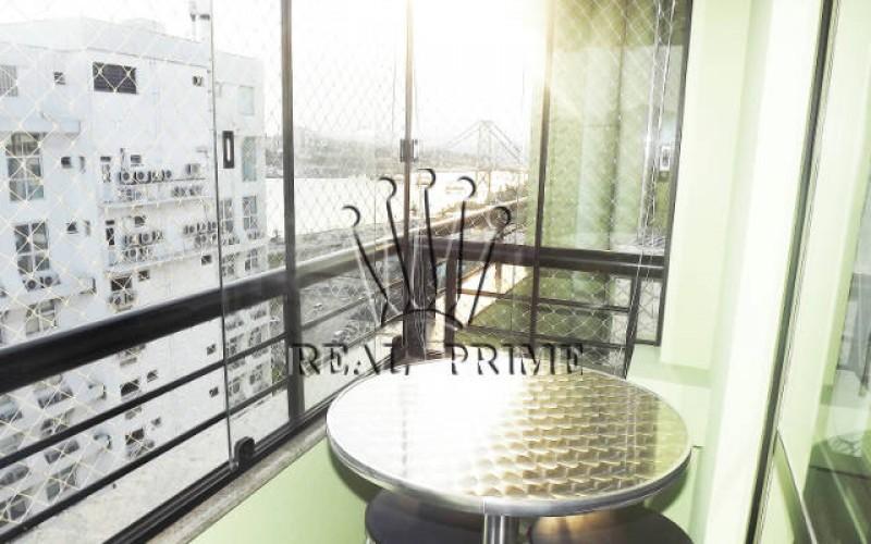 Apartamento 3 DM no Centro com Vista Para o Mar - Florianópolis. - Foto 39