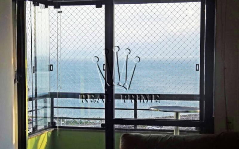 Apartamento 3 DM no Centro com Vista Para o Mar - Florianópolis. - Foto 34