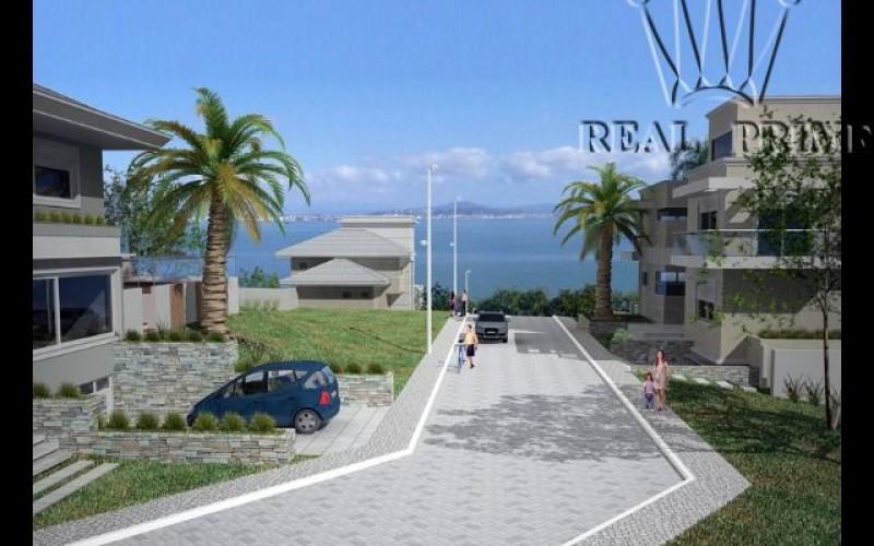 Terreno na Praia de Cacupé - Florianópolis.