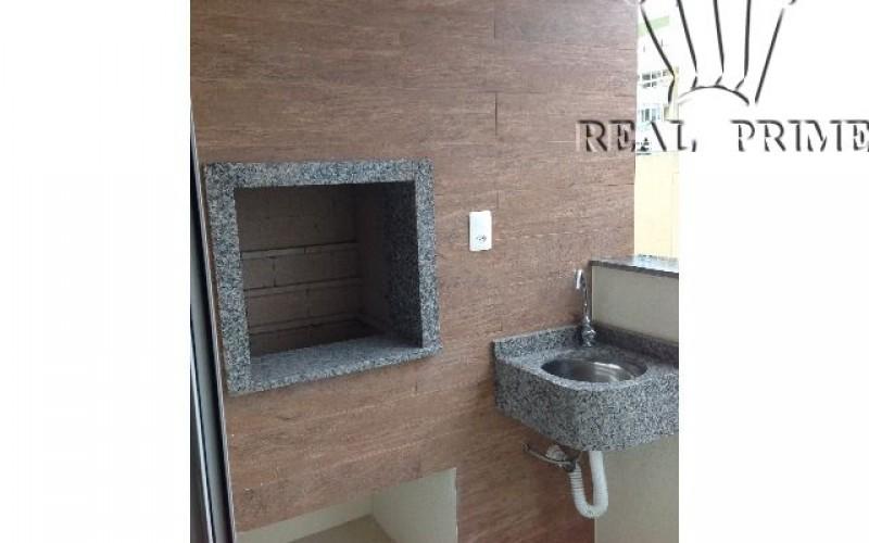 Apartamento Padrão Dois Quartos com Suíte é Sacada Balneário - Foto 11