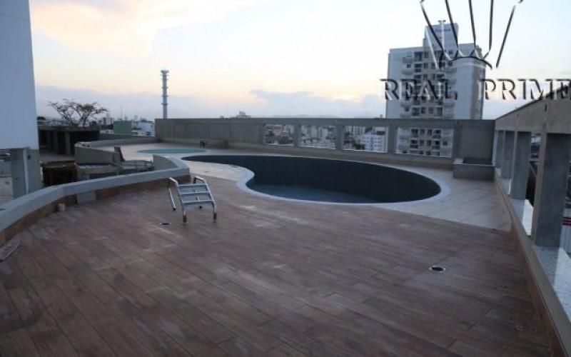 Apartamento com Vista Para o Mar - Estreito. - Foto 14