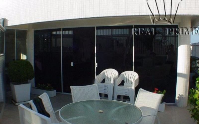 Solar de Castela - Cobertura 4 Dorm, Centro, Florianópolis (COB701)