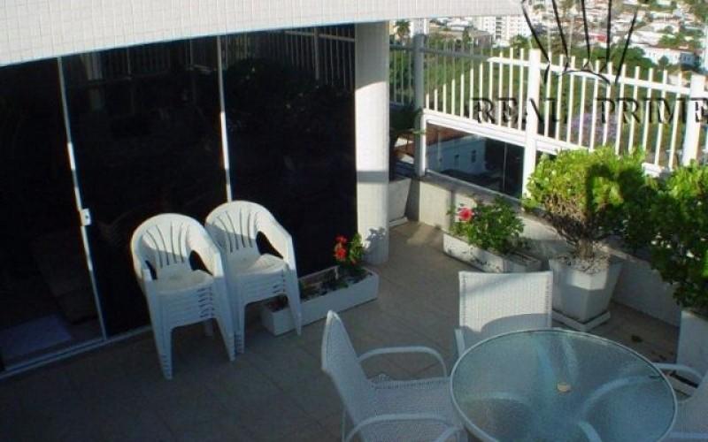 Solar de Castela - Cobertura 4 Dorm, Centro, Florianópolis (COB701) - Foto 16