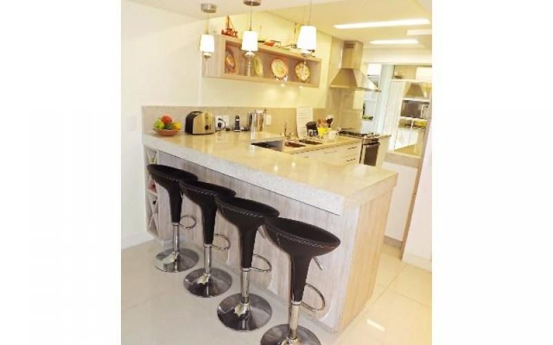 Lindo Apartamento Frente Mar na Beira Mar Norte !! - Foto 4