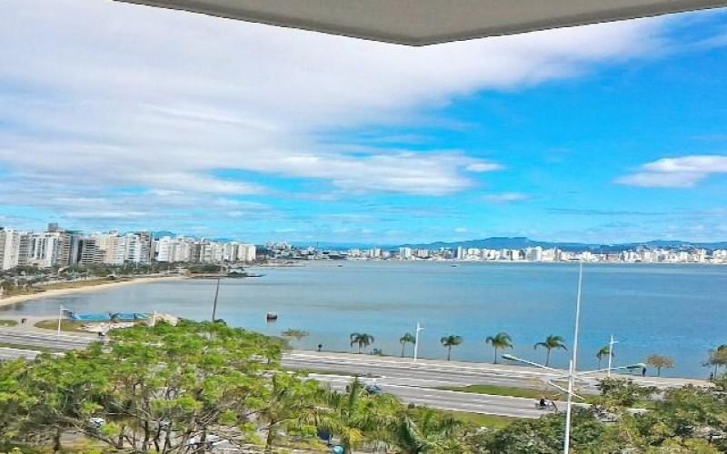 Lindo Apartamento Frente Mar na Beira Mar Norte !! - Foto 5