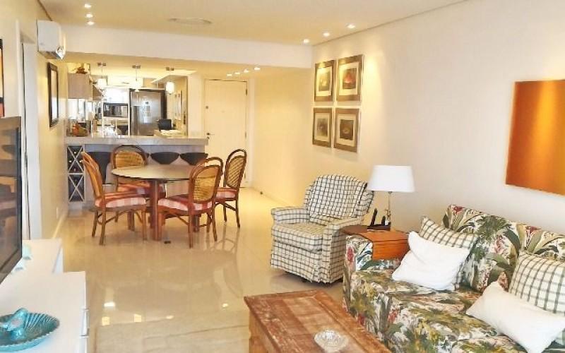 Lindo Apartamento Frente Mar na Beira Mar Norte !! - Foto 2