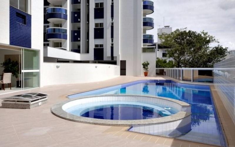 Apartamento Lindo, Andar Alto, Condomínio Novo - Foto 10