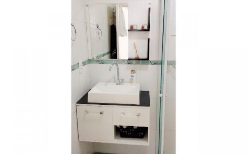 San Sebastian Residence - Apto 2 Dorm, Barreiros, São José (AP781) - Foto 6