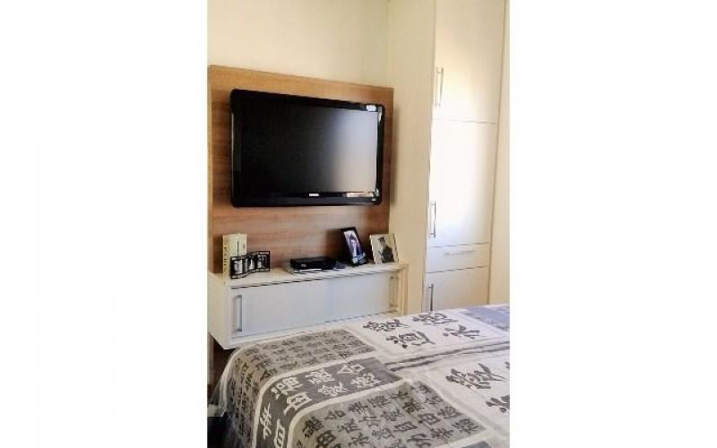 San Sebastian Residence - Apto 2 Dorm, Barreiros, São José (AP781) - Foto 13