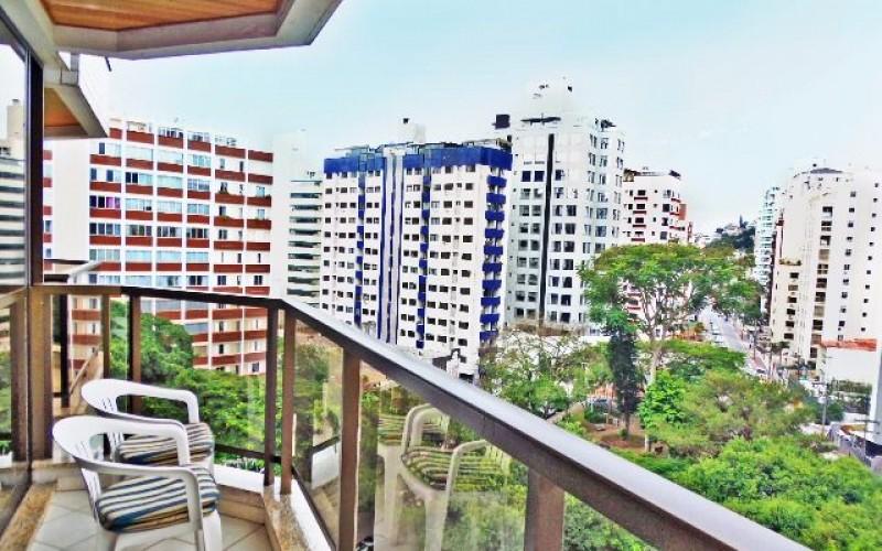 Apartamento Alto Padrão Centro Florianópolis.