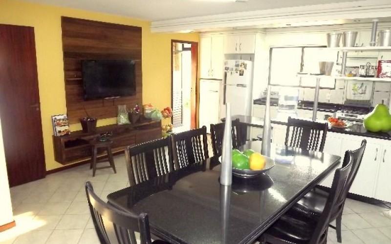 Casa 4 Dorm, Carianos, Florianópolis (CA823) - Foto 3