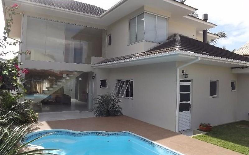 Casa 4 Dorm, Lagoa da Conceição, Florianópolis (CA830)