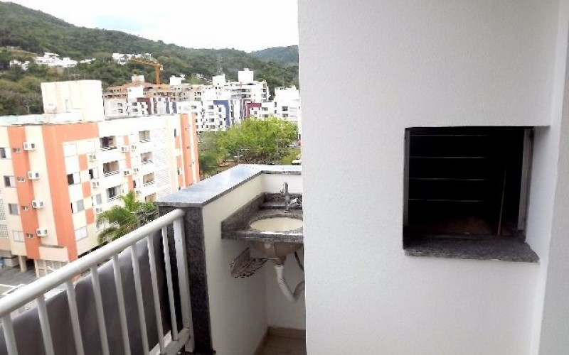 Poemas de Drumont - Apto 3 Dorm, Córrego Grande, Florianópolis (AP847) - Foto 3