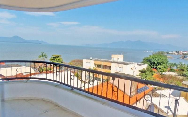 Residencial Montenegro - Apto 4 Dorm, Coqueiros, Florianópolis (AP855) - Foto 3