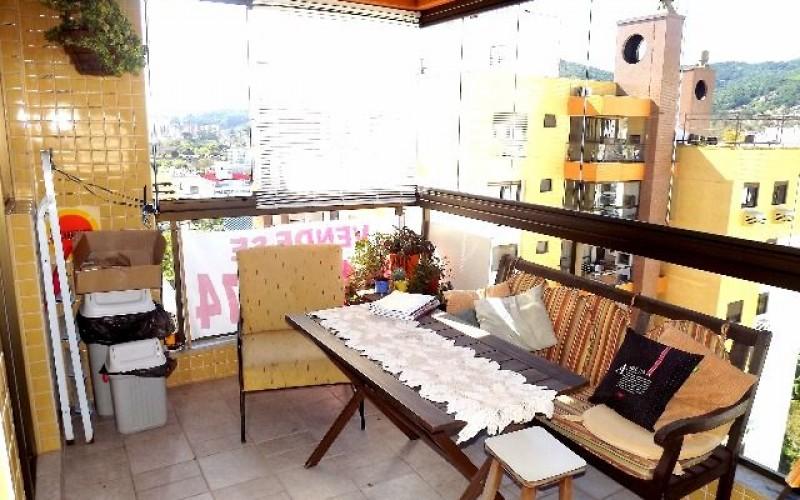 Vale do Sol - Cobertura 3 Dorm, Parque São Jorge, Florianópolis - Foto 15