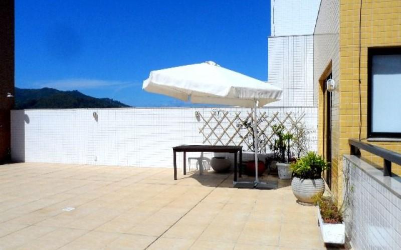 Vale do Sol - Cobertura 3 Dorm, Parque São Jorge, Florianópolis