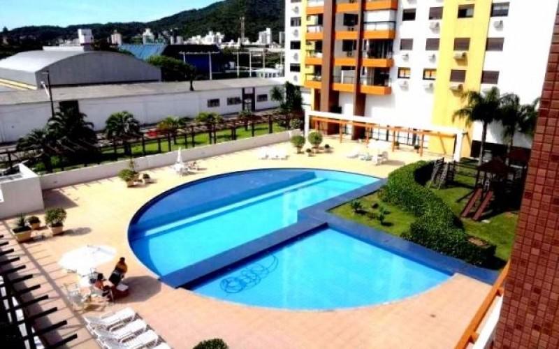 Vale do Sol - Cobertura 3 Dorm, Parque São Jorge, Florianópolis - Foto 20
