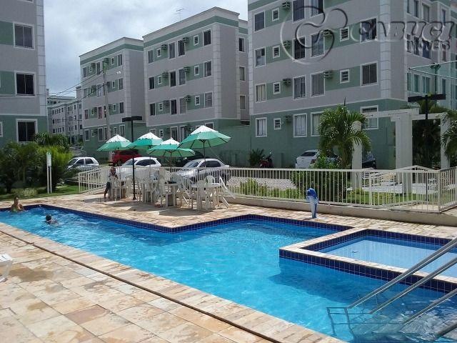 Apartamento em Nova Parnamirim - 2 quartos
