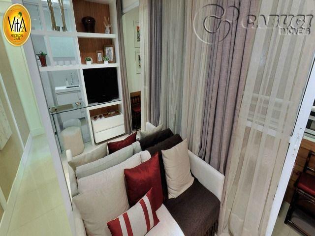 Vita Residencial Club - Apartamento 2 quartos