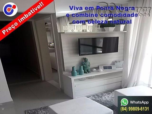 Aurea Guedes Ponta Negra - Apartamento 2 Quartos