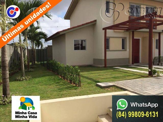Areias do Planalto - Casas Duplex