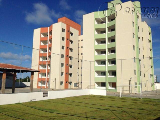 Residencial Ouro Branco - Apartamento 2 quartos