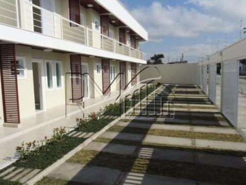 Sobrado condomínio fechado frente praia Jardim Palmeiras Itanhaém