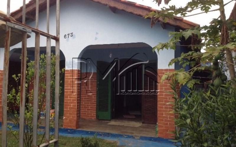 Casa 2 dormitórios sendo 1 suíte Balneário São Jorge Itanhaém