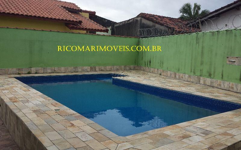 Casa de 4 dormitórios com piscina Balneário Gaivota Itanhaém