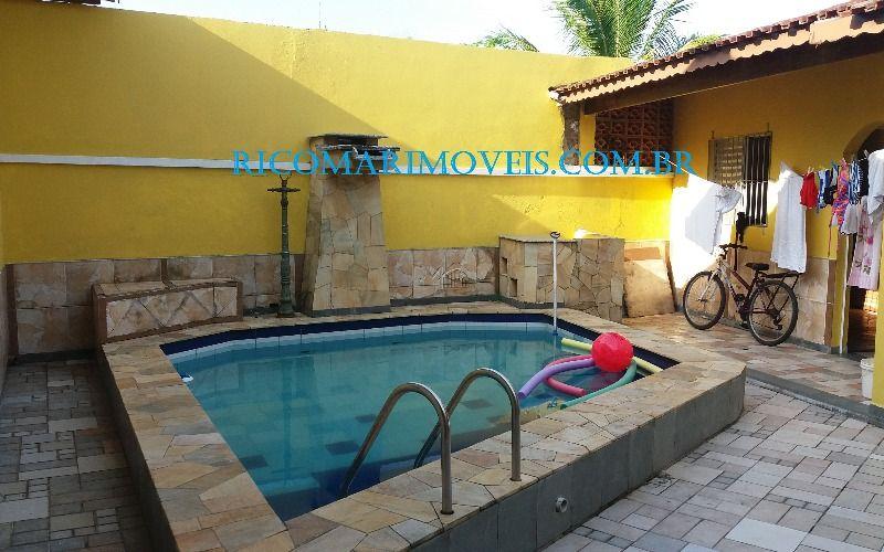 Casa com piscina em Jardim Palmeiras Itanhaém