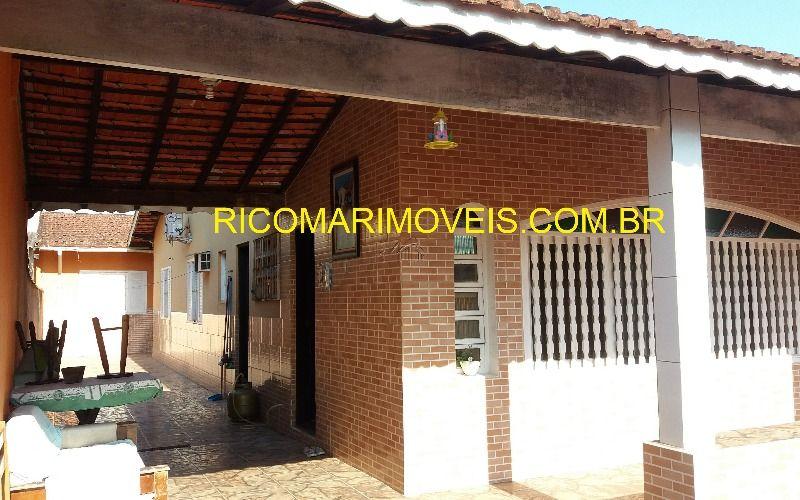 Casa 3 dormitórios sendo 1 suíte Gaivota Itanhaém