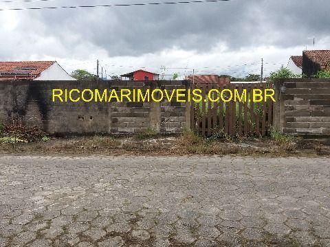 2 Terrenos murado e aterrado Balneário Gaivota