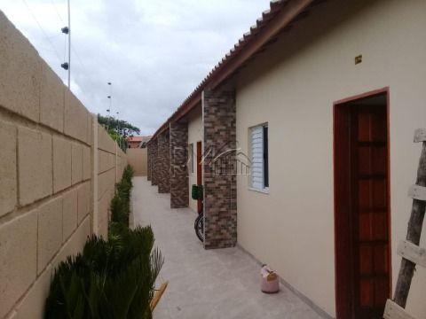 Casa em condomínio com piscina individual Cibratel Itanhaém