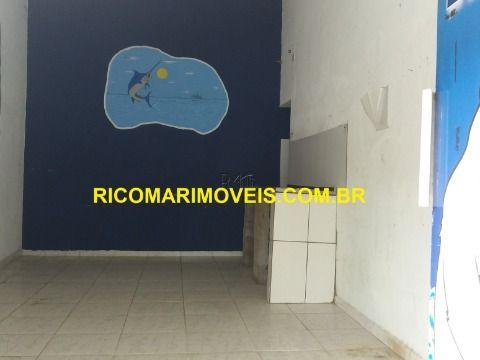 Salão Comercial para alugar Gaivota Itanhaém