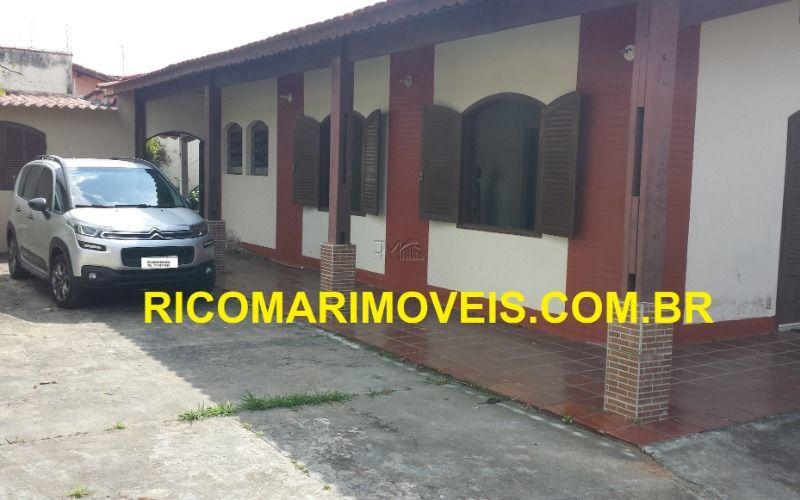 Casa 2 dormitórios no Jardim Bopiranga Itanhaém SP