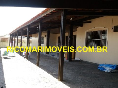 Casa 4 dormitórios sendo 1 suíte Cibratel Itanhaém