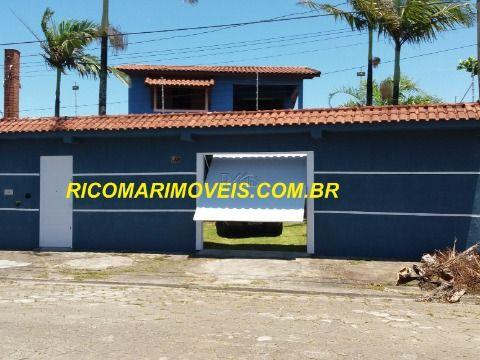 Casa de 3 dormitórios sendo 1 suíte Jardim Palmeiras Itanhaém