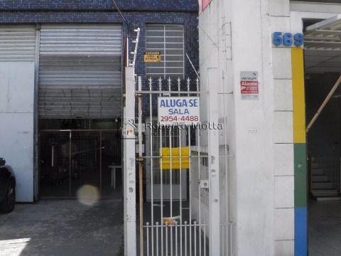 Sala Comercial com Wc