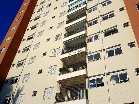 Apartamento com 54m², 02 dormitórios