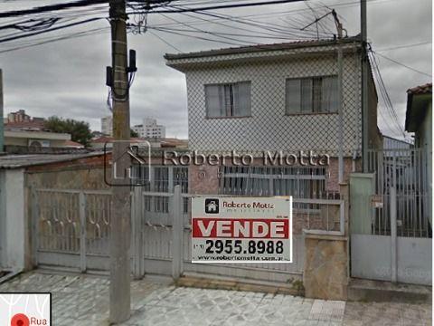 Sobrado em Vila Maria Alta - São Paulo