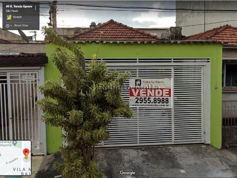 Casa Térrea em Vila Maria - São Paulo