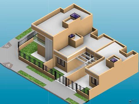 Casa em Bairro Novo B - Curitiba