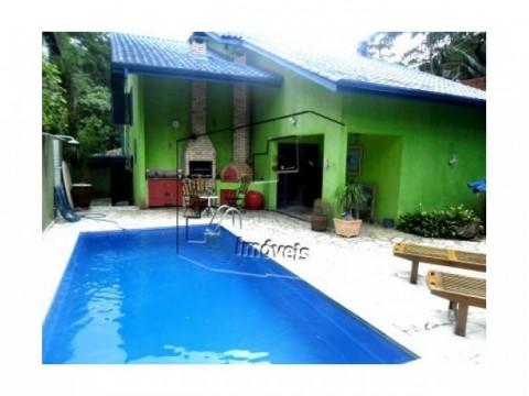 Casa em Condominio em Guaeca - São Sebastião