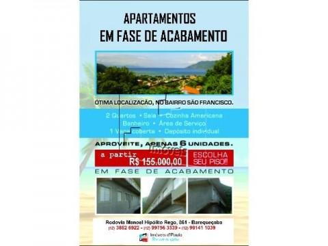 Apartamentos em fase de Acabamento com Vista para o Mar!!!