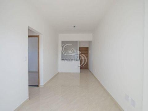 Apartamento  Novo 2 dormitórios sendo 1 suite  em Praia Grande Vila Caiçara