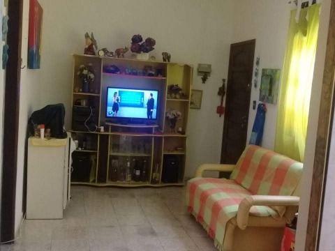 Casa em  Condomínio 1 Dormitório em Praia Grande- Aviação
