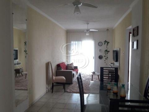 Apartamento 2 dormitórios sendo 1 suite em Praia Grande - Campo da Aviação