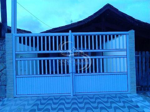 Casa Geminada 3 dormitórios sendo 2 suítes, Edicula com 2 dormitórios  em Praia Grande - Balneário Maracanã