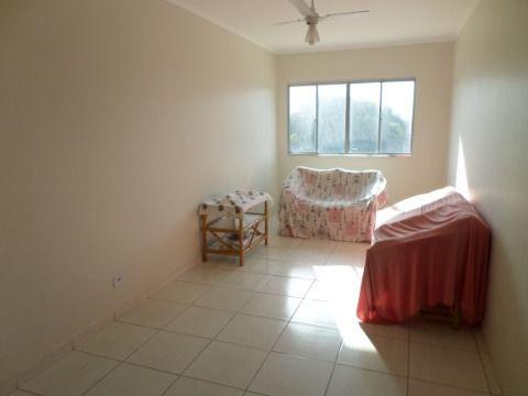 Apartamento 2 dormitórios  em Praia Grande na Vila Caiçara